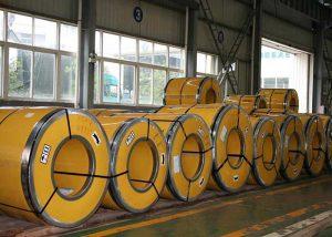 Bobinas de aço inoxidável 304 / 304L
