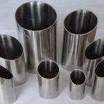 Tubo de aço inoxidável 304 - ASME SA213 SA312 Tubo de aço inoxidável 304