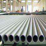 Tubo de aço inoxidável ASTM DIN JIS GB