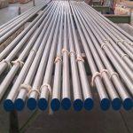 Tubo de aço inoxidável 304L ASME SA213 TP304L ASTM A213 TP304L