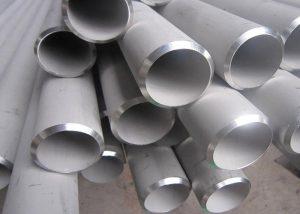 Tubo de aço inoxidável ASTM A213 / ASME SA 213 TP 310S TP 310H TP 310, EN 10216-5 1,4845