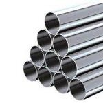 ASTM A213 TP 347 ASME SA 213 TP 347H EN 10216-5 1.4550 tubo sem costura de aço inoxidável