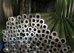 2011 2014 7005 7020 O T4 T5 T6 T6511 H12 H112 Tubo / tubo de alumínio
