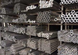 Tubo de alumínio 6082, 5083, 5086, 5052, 6063, 7075, 1100 Tubo