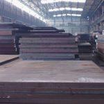 NM500 NM400 Placa de aço resistente ao desgaste de alta resistência