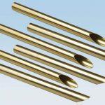 C44300 C68700 Tubo de liga de cobre de latão ASTM B111