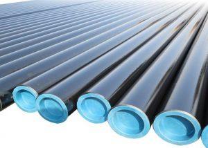 Tubo de aço estrutural de grão fino S275J0H S275J2H S355J0H S355J2H