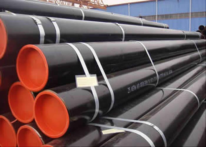 GR B, X42, X46, X56, X60, X65, X70 ERW HFI EFW tubo de aço