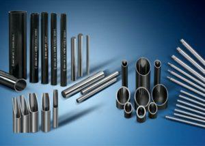 ST45, ST52, SAE1026 Cilindro hidráulico e pneumático com tubo de aço sem costura de precisão