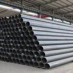 Tubo de aço LSAW API 5L 5CT ASTM A53 EN10217