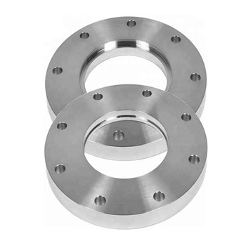 F53 Duplex Steel Weld Neck Flange Forged with Ce (Kt0006)