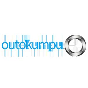 Logotipo da Outokumpu