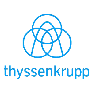 Logotipo da Thyssenkrupp