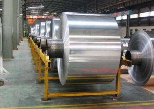 Bobina de liga de alumínio com 1100,2024,3105,4A11,5083,6061,6082,6063,7A09