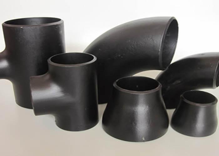 Acessórios para tubos de aço carbono ASTM / ASME A234 WPB-WPC A420-WPL6