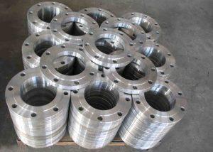 SS316 / 1.4401 / F316 / S31600 flange de aço inoxidável