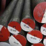H13 SKD61 1.2344 Barra redonda de aço ferramenta aço molde para trabalho a quente