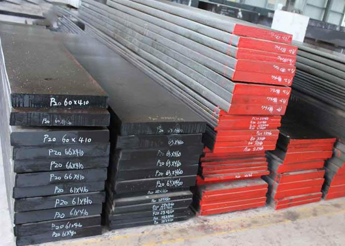 1.2311 Ferramenta de Molde de Plástico Aço P20 Placa de Aço