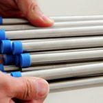 GH3030 GH3039 Tubo de aço inoxidável para instrumentação ou hidráulica