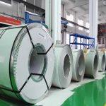 Bobina de aço inoxidável 321 1.4541 / X6CrNiTi18-10