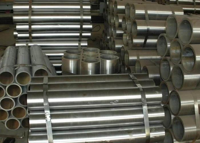 ST37.4 EN10305 Tubo de aço sem costura