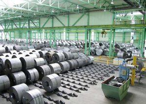 Bobina de aço inoxidável S43000 430